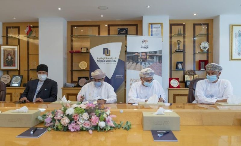 The Public Institution for Industrial Estates (Madayn) signed an agreement to Support Omani Startups