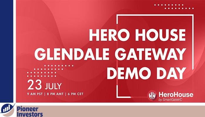 Hero House Demo Day
