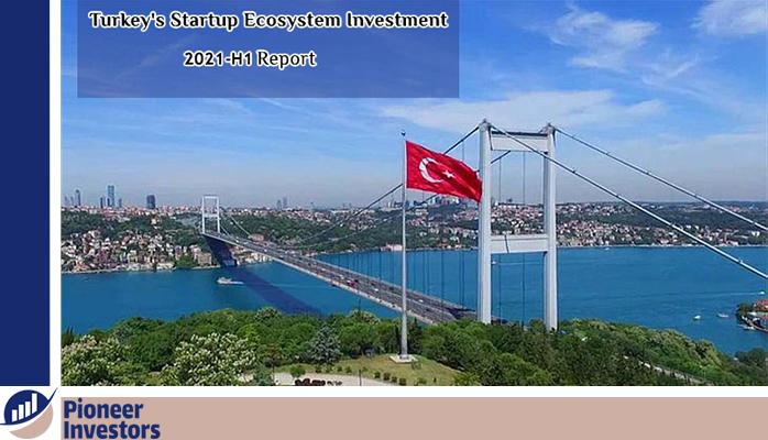 Turkey's Startup Ecosystem Investment 2021-H1 Report
