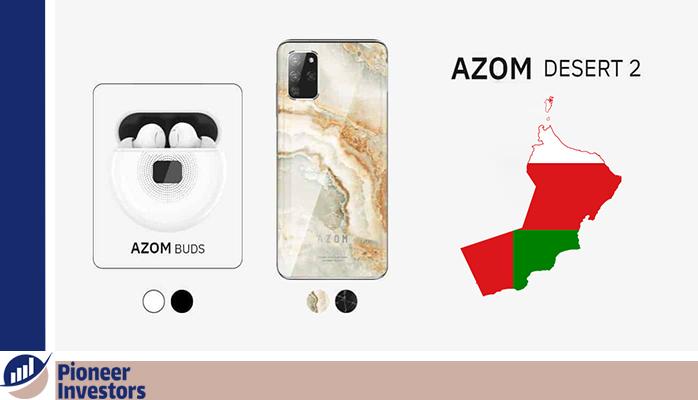 AZOM DESERT 2 IN OMAN