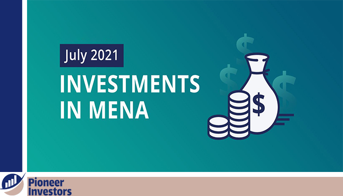 Investments in MENA July2021