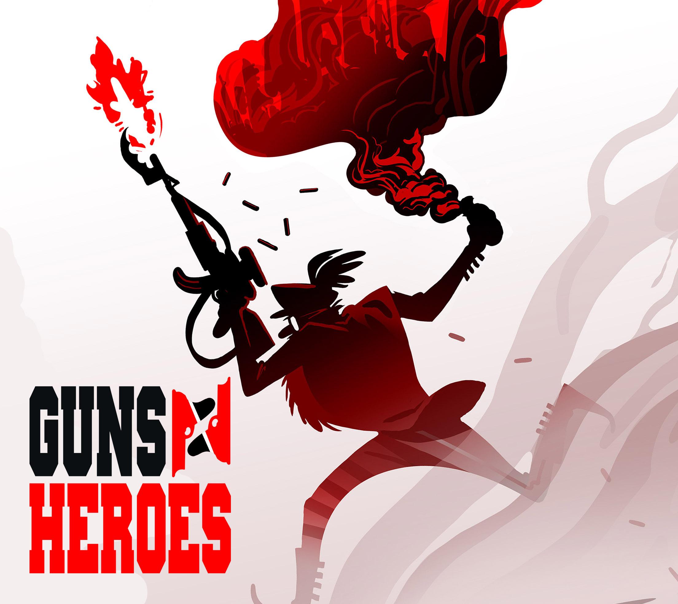 Guns n Heroes Poster 2